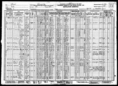 1930 Census Records