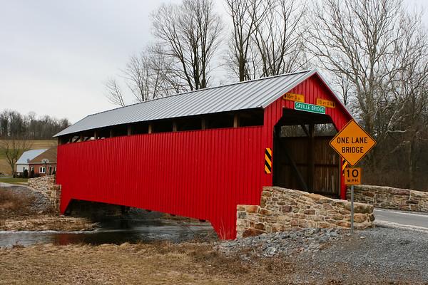 Covered Bridges, PA 2010