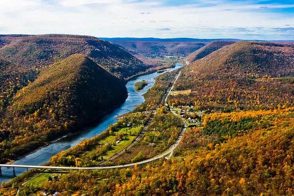 Hyner View, PA. 2008