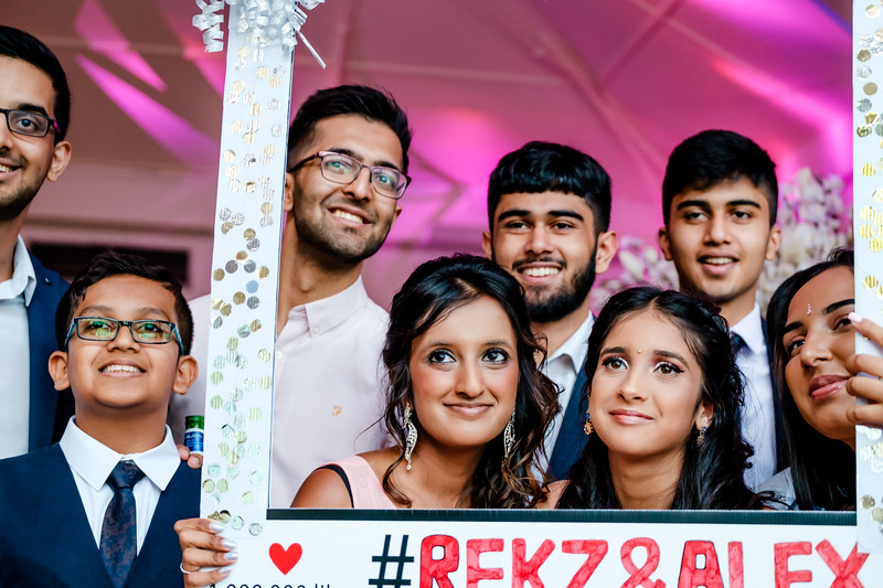 """Wedding of Rekha and Alex at Birmingham Botanical Gardens, UK on 20190817. Images by Liz and Pete Holpin. Copyright Pinhole Images  <a href=""""http://www.pinholeimages.net"""">http://www.pinholeimages.net</a>. All Rights Reserved."""