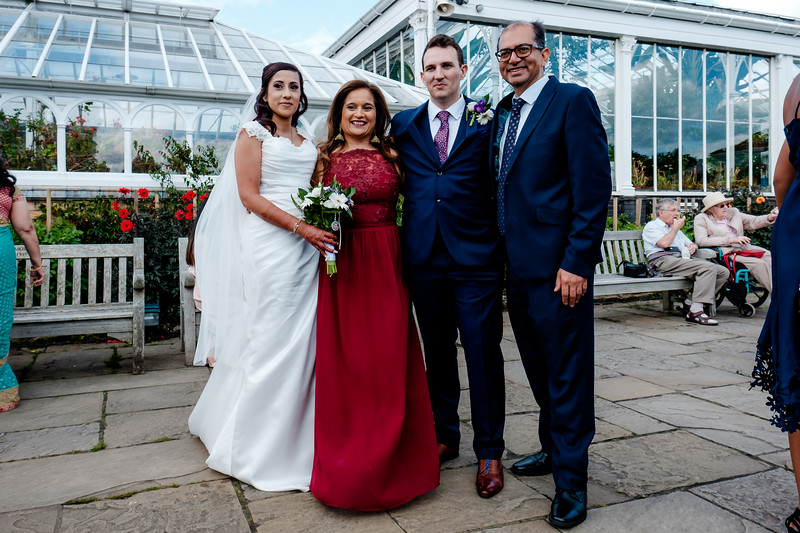 "Wedding of Rekha and Alex at Birmingham Botanical Gardens, UK on 20190817. Images by Liz and Pete Holpin. Copyright Pinhole Images  <a href=""http://www.pinholeimages.net"">http://www.pinholeimages.net</a>. All Rights Reserved."
