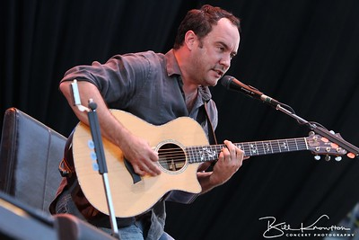 Dave Matthews and Tim Reynolds at the Farm Aid 26th Anniversary Concert at Livestrong Sporting Park on August 13, 2011 in Kansas City, Kansas