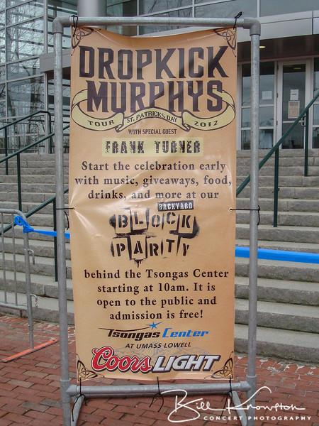 Dropkick Murphy's
