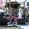 The Fools perform at the Heritage Days Festival on August 4, 2012 in Scituate, MA
