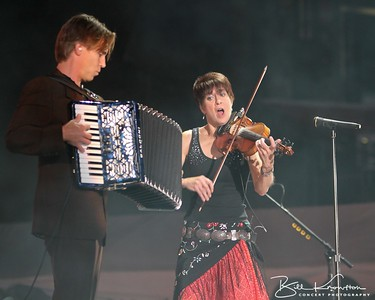 Troye Kinnett and Miriam Sturm at the Farm Aid 26th Anniversary Concert at Livestrong Sporting Park on August 13, 2011 in Kansas City, Kansas