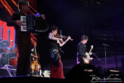 Troye Kinnett, Miriam Sturm and Andy York at the Farm Aid 26th Anniversary Concert at Livestrong Sporting Park on August 13, 2011 in Kansas City, Kansas