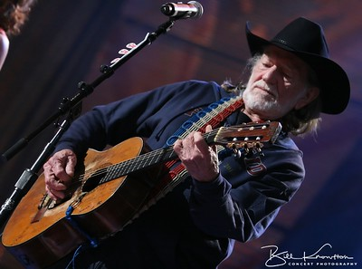Willie Nelson joins Norah Jones at Miller Park in Milwaukee, WI on October 2, 2010