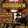 HUDSON, NY - JULY 18, 2014: Lukas Nelson & Promise of the Real  performs at Club Helsinki on July 18, 2014 in Hudson, New York.