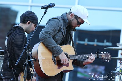 SafetySuit soundcheck on October 8, 2011 in Foxboro, MA