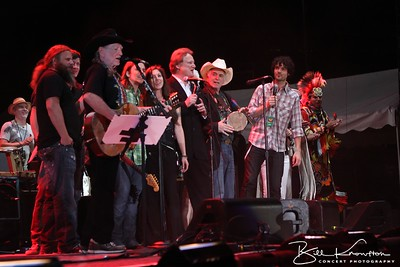 Willie Nelson & Friends at the Farm Aid 26th Anniversary Concert at Livestrong Sporting Park on August 13, 2011 in Kansas City, Kansas