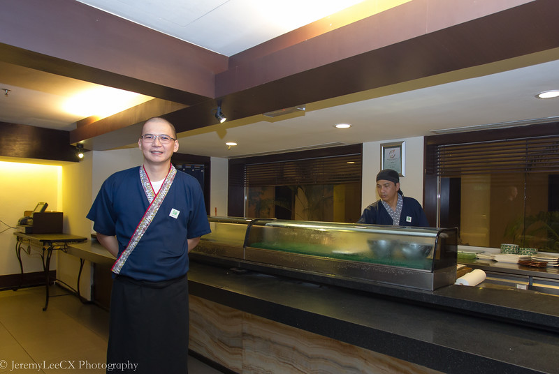 Holiday Inn Kuala Lumpur - Fu-Rin - Chef Mike