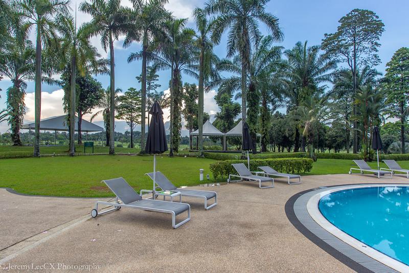 Holiday Inn Kuala Lumpur - Swimming Pool