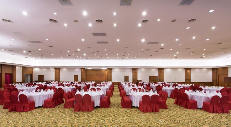 Convention Centre Setup B 1