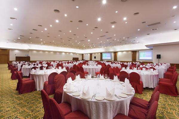Convention Centre Setup B 4