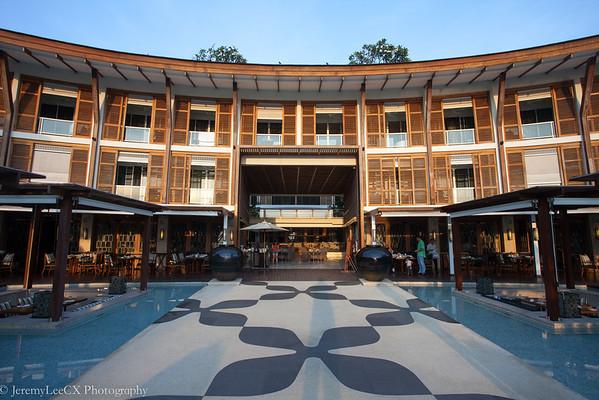 InterContinental Hua Hin Resort - Hotel Common Area