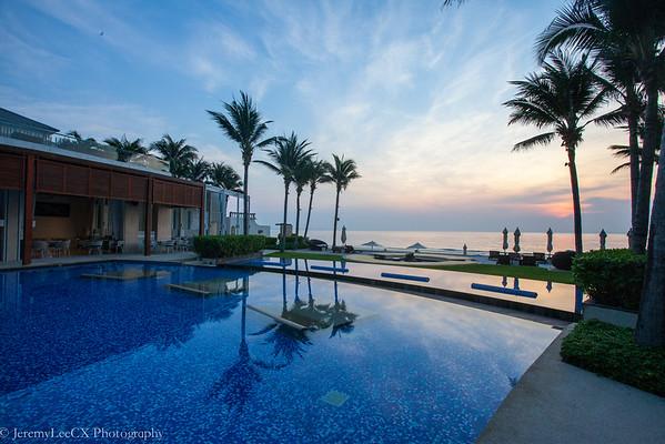 InterContinental Resort Hua Hin - Infinity Pool