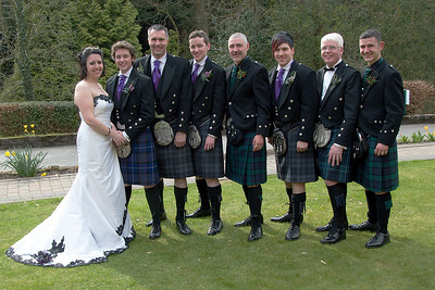 Donna and Kevins Wedding