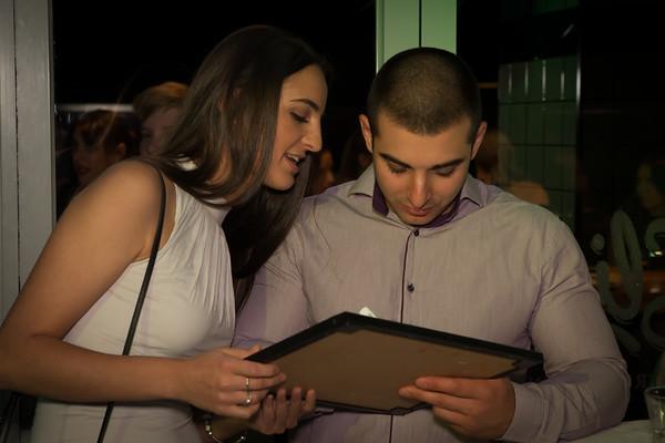 Engagement Part Bec and Julian