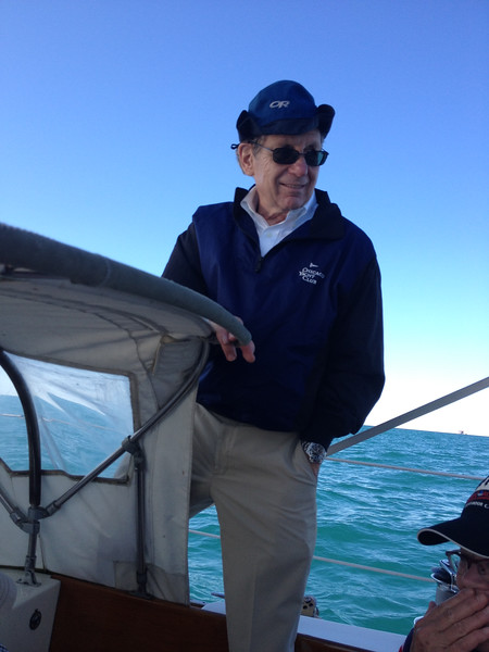 Sailing with CT 20140724