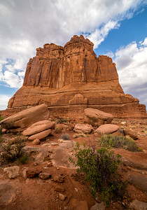 The Courthouse I, Arches Nationl Park
