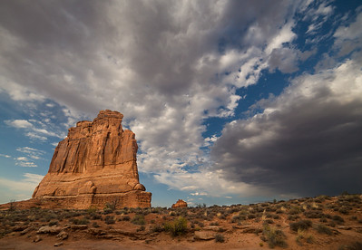 The Courthouse II, Arches Nationl Park