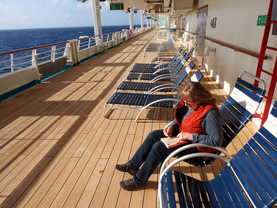 On the Ship