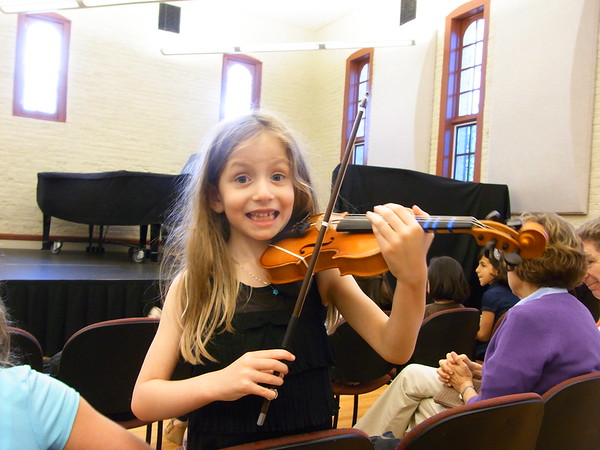 Grace Clair Violin