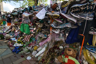 Boston Strong Memorial - May 12, 2013