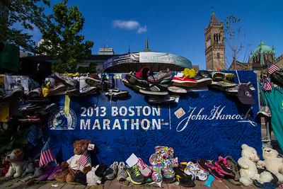 Boston Strong Memorial - May 12, 2013