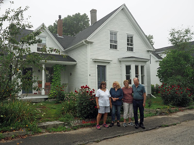 Roger, Joan, and Sue - August 2018