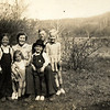 Frank, Nellie, William, June, Gene