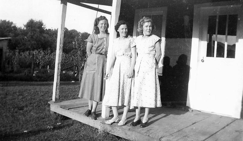 Media, Lorriane, Nellie Ashcraft