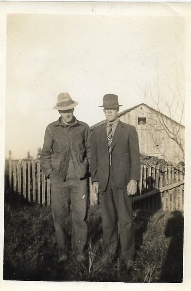 Onsby Allen & William Ashcraft