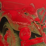 My Red Citroen - Grace Munday