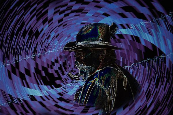 Purple Swirl - Grace Munday