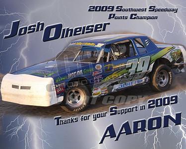 Josh Olheiser Sponsor Pics