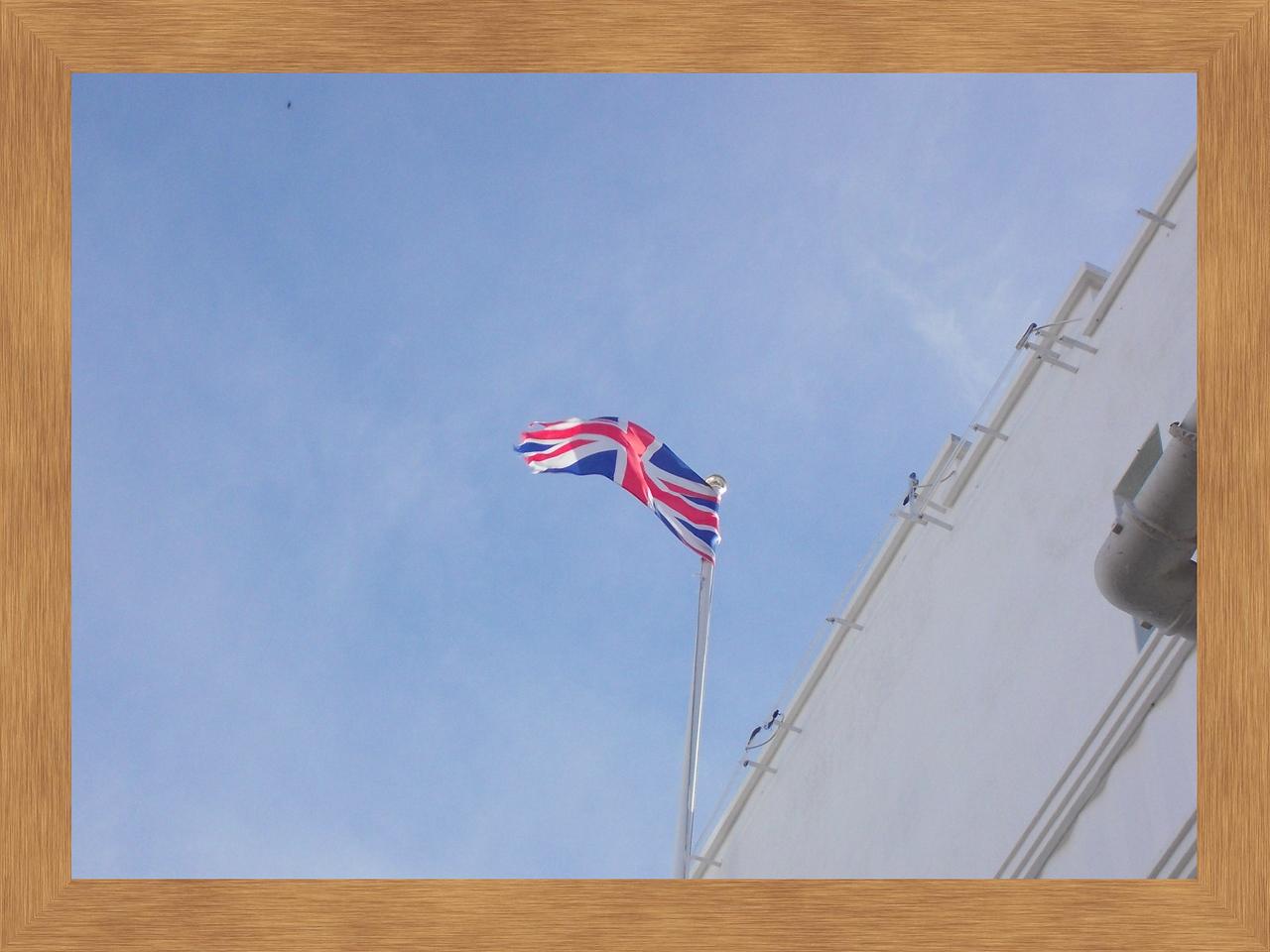le drapeau d agleterre