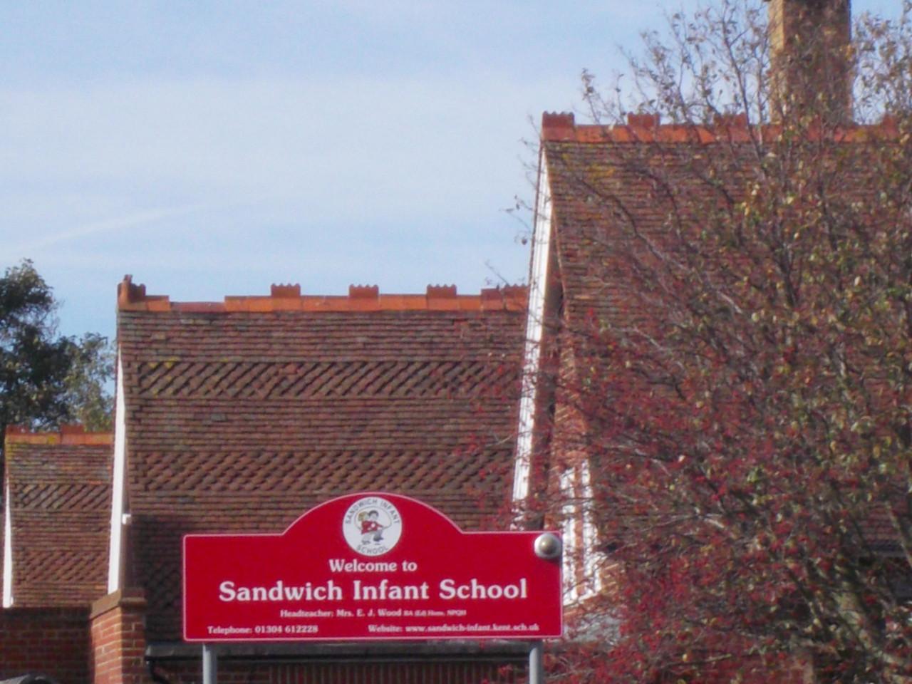 sandwich infant school
