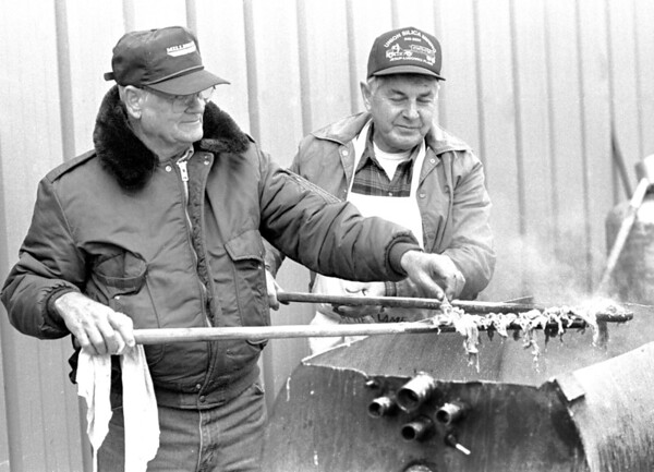 1993 Jimmy Martin Fred Mulling Chitlin Hoedown