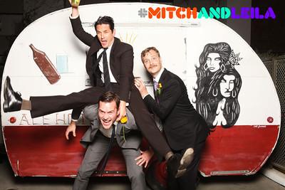 Leila & Mitch's Wedding - Palm Springs, CA