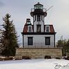 Colchester Reef Light - Shelburne, VT - March 1, 2014