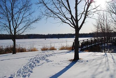 Plymouth, MN. Medicine Lake  ©JLCramerPhotography 2009