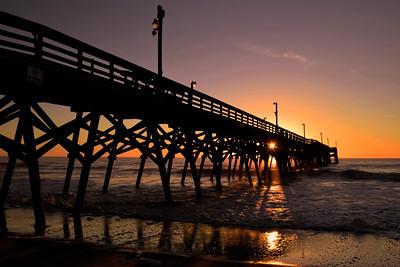 Sunrise   Surfside Beach, SC