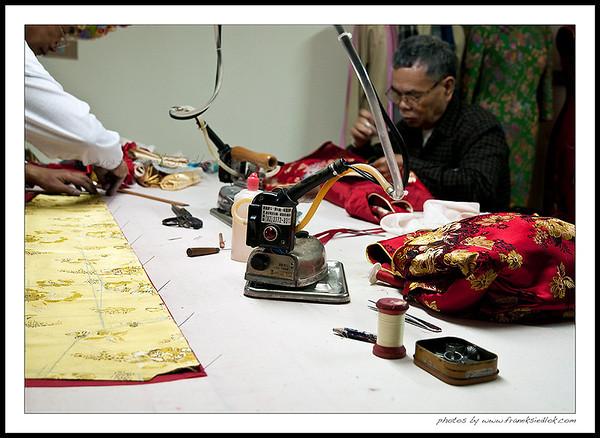 Tailors' workshop - back to the 60s!  warsztat krawca - powrót do lat sześćdziesiątych!