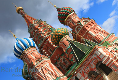 Moscow (Churches)