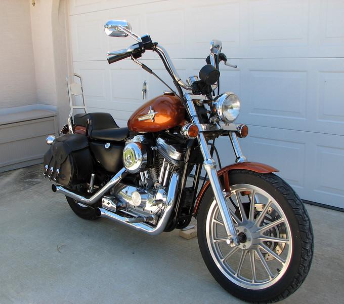 2000 Harley Sportster