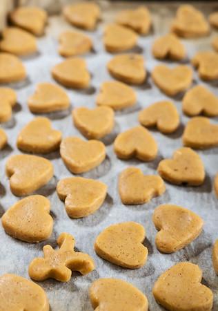 Polish Christmas biscuits