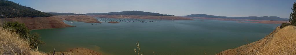 Lake Oroville July 26, 2015 - 4426