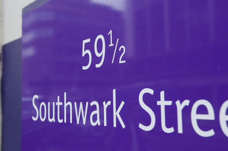 Development in Bankside and London Bridge, July 09