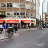 Southwark Street, London, Bankside, Borough Market, Tapas Brindisa